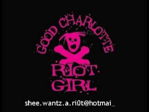 Riot girl by Good Charlotte