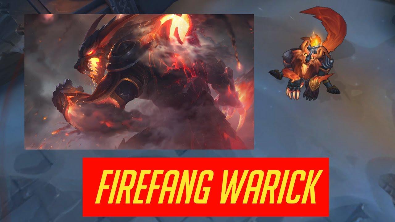 firefang warwick skin