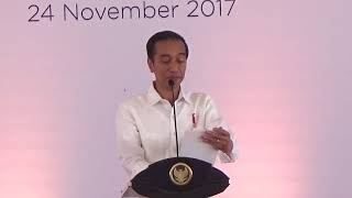 Video Presiden Jokowi Margondang dan Berbahasa Batak