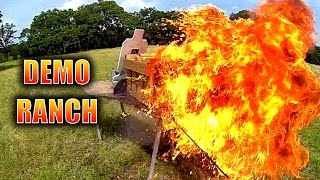 How to Safely Light a Gasoline Fire