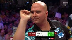 The Greatest World Matchplay Comeback! Cross v Gurney