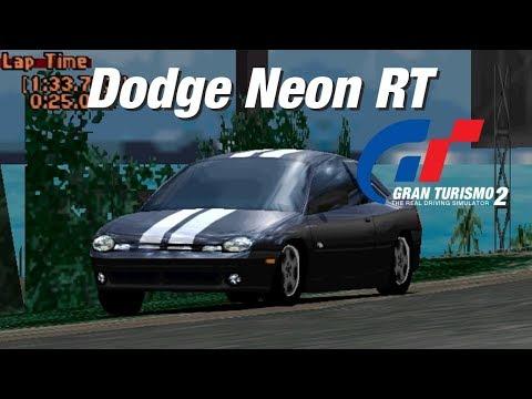 Gran Turismo 2 Color Mod: Dodge Neon R/T