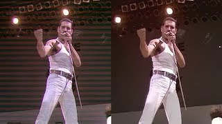 Queen at Live Aid is BACK! (Link in Description)