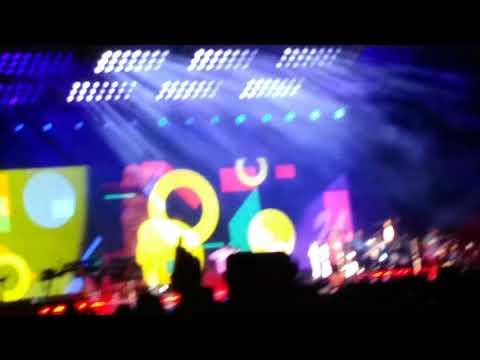 Bruno Mars at Music Midtown 9 What I like