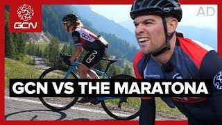 GCN Rides The Maratona   Sprinter Vs Climber