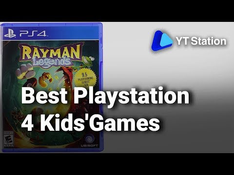 Best Playstation 4 Kids'Games: Do watch this video before buying PlayStation 4 Kids' Game - 2019