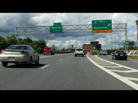Interstate 690 (Exits 17 to 12) westbound