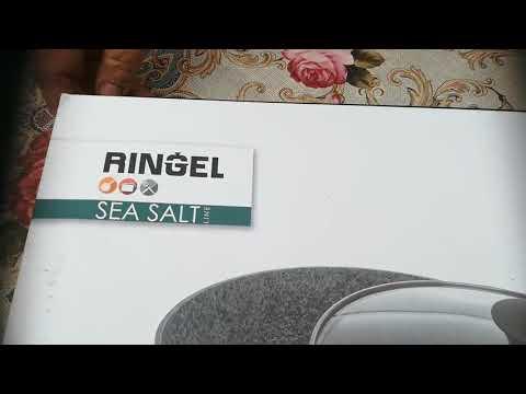 Сковорода Ringel Sea Salt с крышкой 22 см (RG-11003-22)