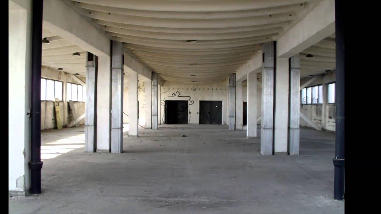 Opuszczony magazyn barwników - Łódź (teren dawnej Anilany)