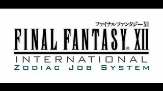 FINAL FANTASY XII IZJS Trophy Hunt Rare Game 29 of 80 Nazarnir (PS3)