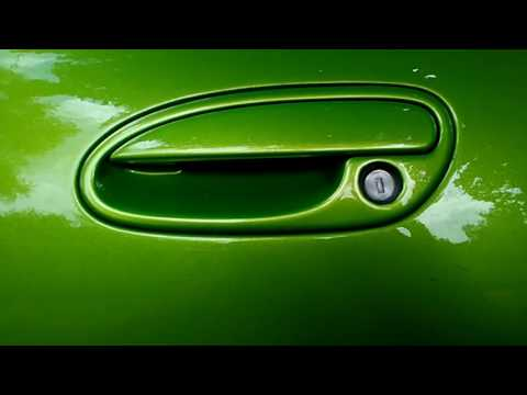 Opel Omega B остался капот и бампер