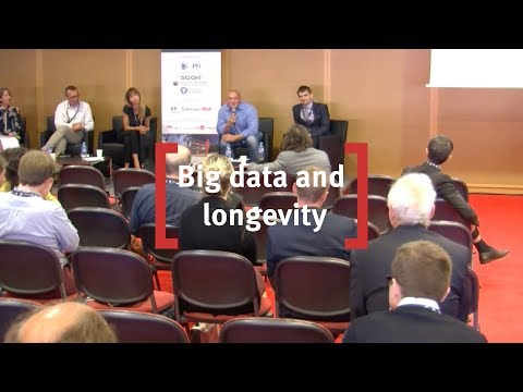 Cass Business School: Big Data and Longevity Talk