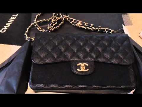 e28cde35e6a7 Chanel Jumbo Classic Double Flap Unboxing - YouTube