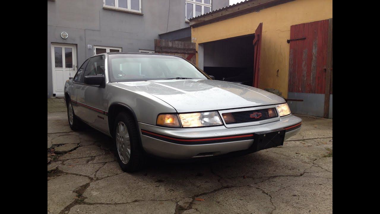Worksheet. 1990 Chevrolet Lumina Euro 31  YouTube