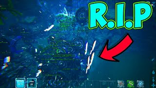 NO WATER CAVE IS SAFE ! | Official PvP | ARK Survival Evolved Gameplay