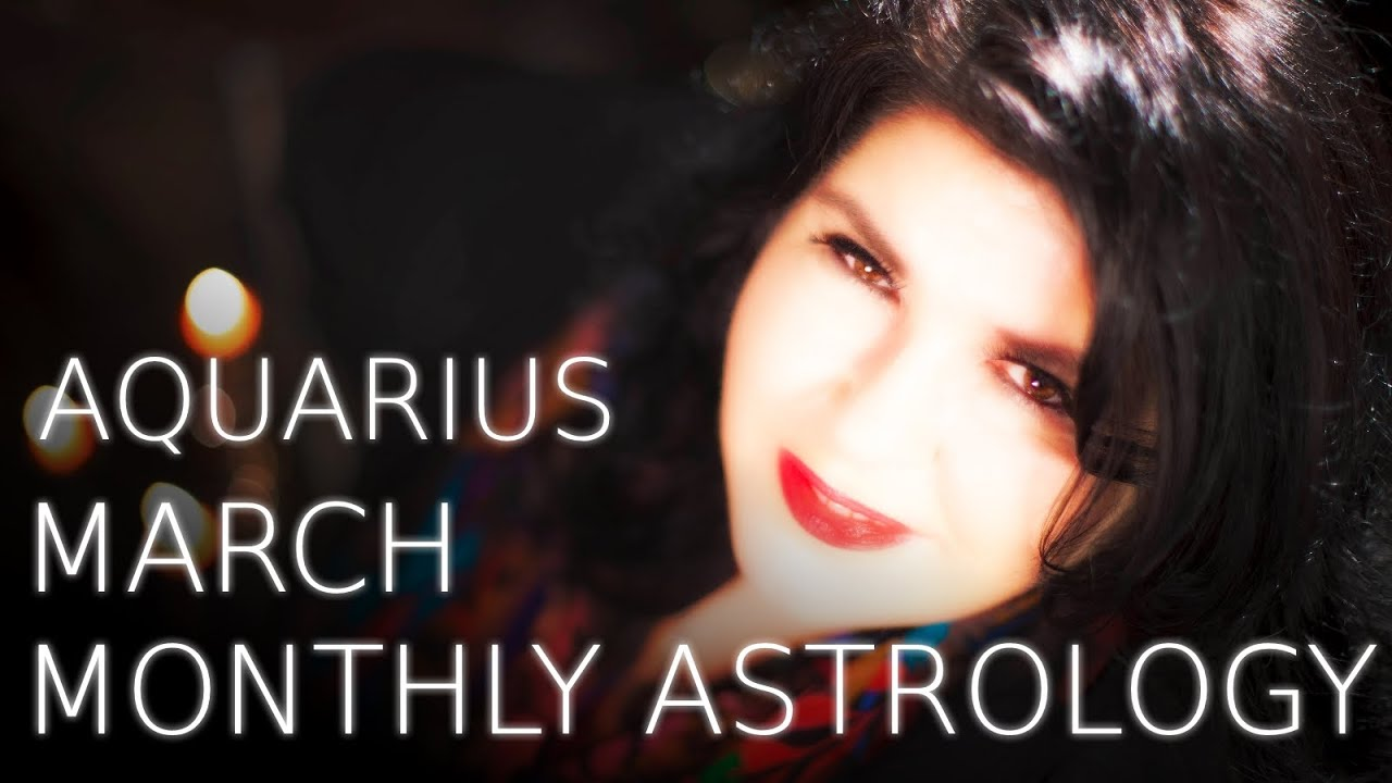 Aquarius - Horoscope - by Michele Knight