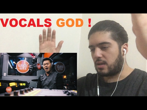Marcelito Pomoy sings 'The Prayer' (Celine Dion-Andrea Bocelli) Wish 107.5 Bus Reaction ! - NGReacts