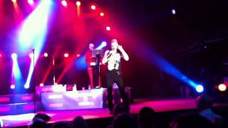 Erasure - Who Needs Love Like That (Live)  Dalby Forest 25/06/2011 - (1 min Clip)