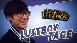 One of ThePeacePigeon's most viewed videos: Lustboy - Tage | Already a TSM Legend