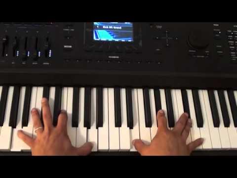 How To Play Hush On Piano - SoMo - Hush Piano Tutorial