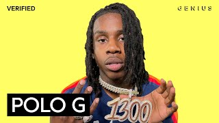 "Polo G ""RAPSTAR"" Official Lyrics & Meaning 
