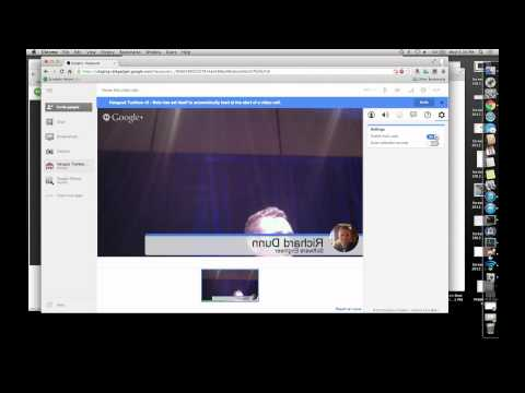 Google I/O 2013 - The Google+ Hangouts API a Year Later: Much More than a Virtual Mustache