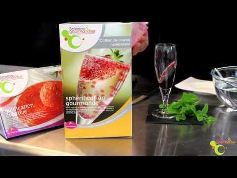 Cuisine mol culaire cocktail cerise melisse molecular cooking youtube - Cocktail cuisine moleculaire ...