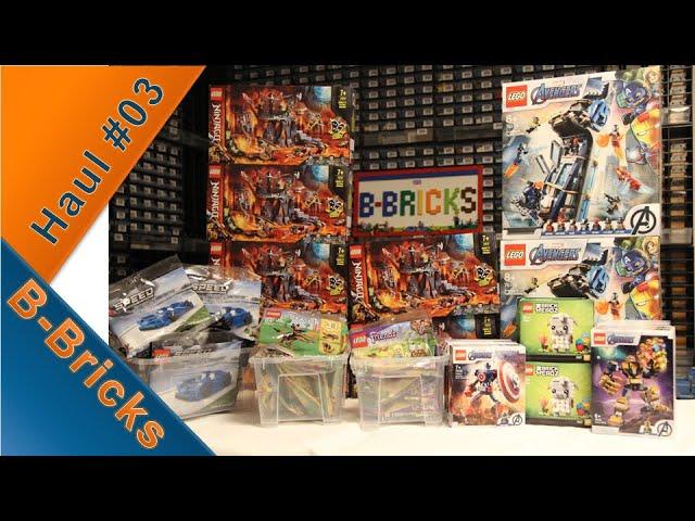 Neue Sets für BrickLink! | LEGO®Haul #03