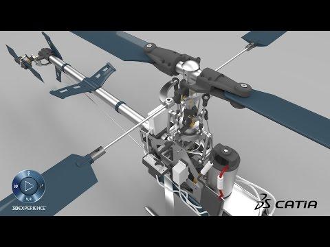CATIA | Mechanism Design Engineering