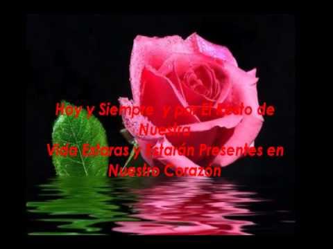 Denise De Calaf Señora Mi Madre .wmv