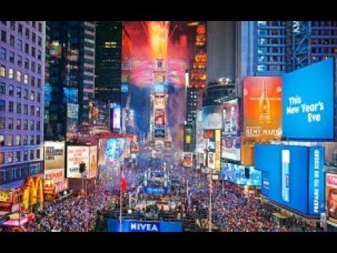 2019 New Year's Eve Ball Drop New York | HD