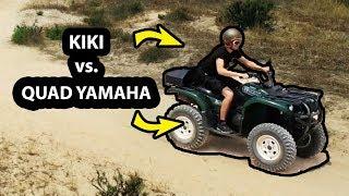 [Reklama] Pierwszy Raz na QUADZIE Yamaha !!! - Jak mi Poszło ??? (Vlog #314)