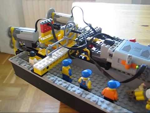 lego boat with outboard motors lego technic youtube. Black Bedroom Furniture Sets. Home Design Ideas