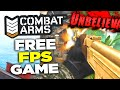 I Played Combat Arms Classic Battle Royale! (Free FPS)