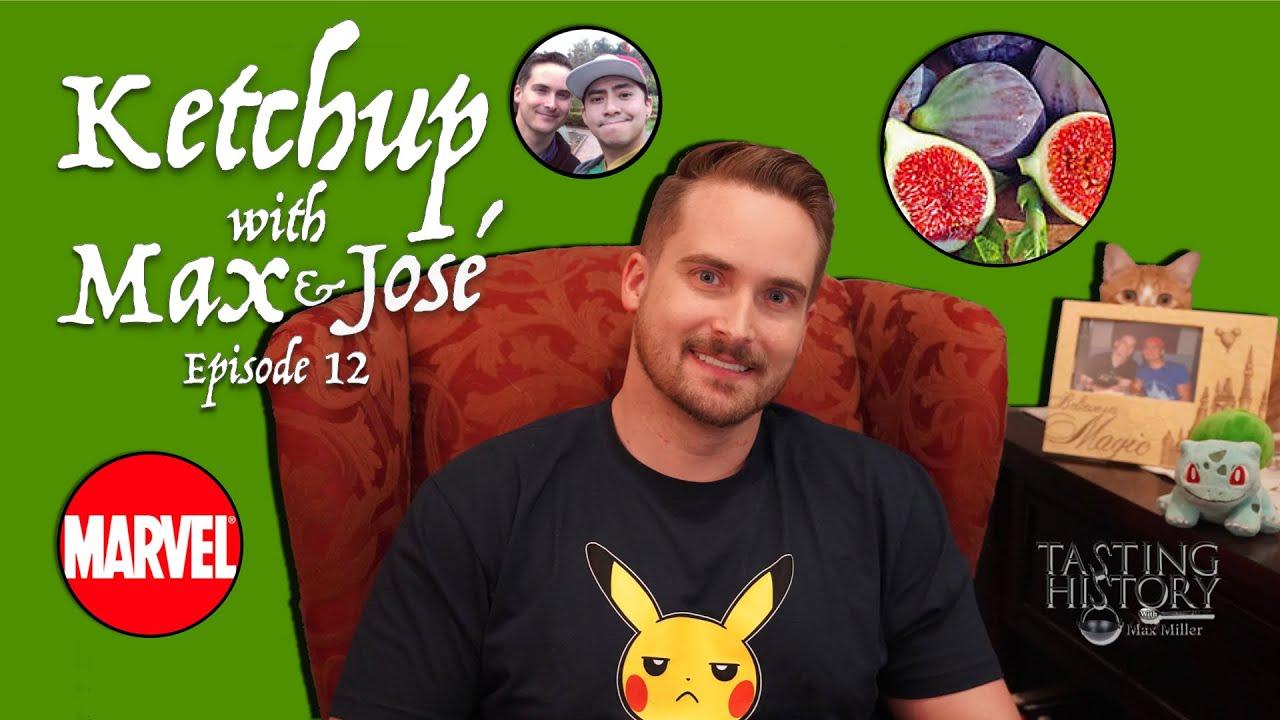 Download 12. Ketchup on fig spread, Marvel & TV appearances