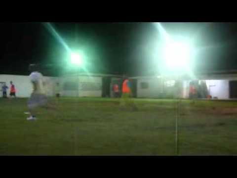 One of Syrian club football evenings, Lagos, Nigeria.