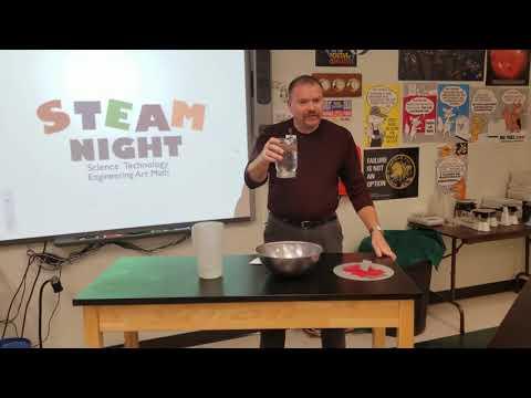 Evangelical School STEAM Night 2020
