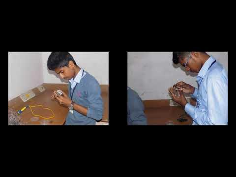 PCB Design and Fabrication at Raman Polytechnic Bangalore