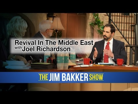 Joel Richardson: Revival in the Middle East