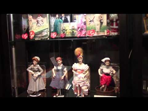 Lucy Desi Musuem, Lucy's Grave & Jamestown NY