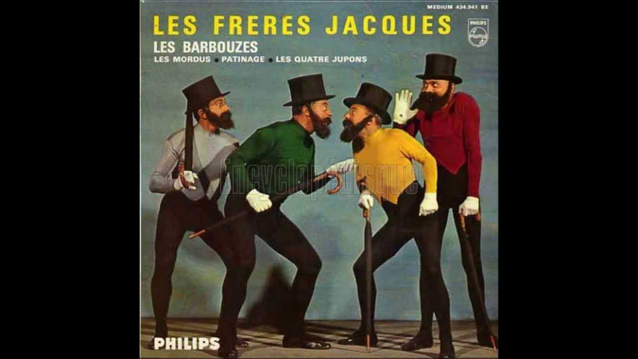 les barbouzes 1964 les fr res jacques youtube. Black Bedroom Furniture Sets. Home Design Ideas
