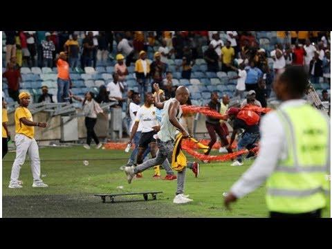WATCH: Chiefs fans sorry about Durban mayhem