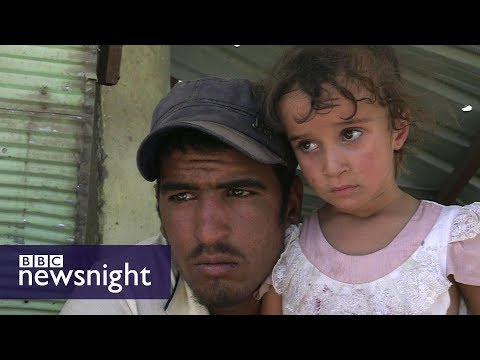 Mosul: A city in ruins. Yalda Hakim reports from Iraq - BBC Newsnight