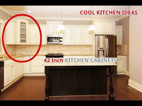 42 Inch Upper Kitchen Cabinets 42 inch kitchen cabinets   YouTube