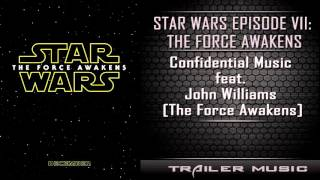 Star Wars: Episode VII - The Force Awakens Trailer #1 Song