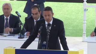 Ali Koç Tarihi Kongre Konuşması | Fenerbahçe Kongresi