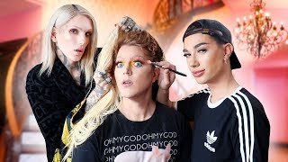 Becoming Jeffree Star for a Day thumbnail