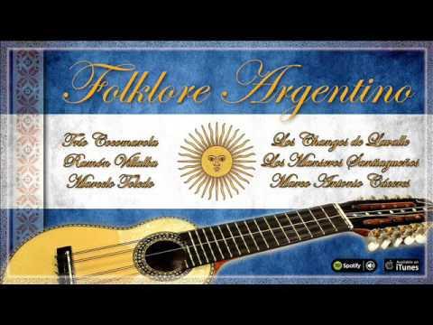 Enganchado de Folklore Argentino para bailar. Zambas y chacareras. 100% Folklore Argentino.