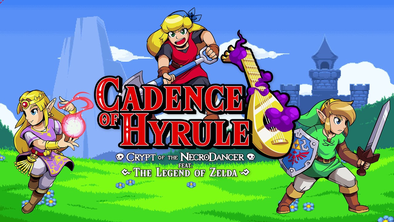 Zelda's Lullaby (Menu) - Cadence of Hyrule: Crypt of the NecroDancer feat   The Legend of Zelda