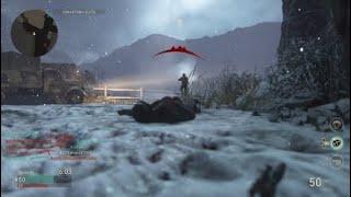 28 kills solo sniper cod ww2